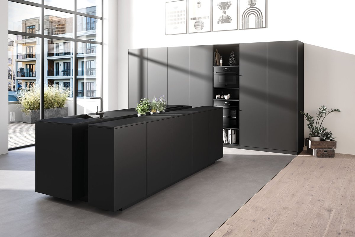 Our @rotpunktuk collection combines a contemporary finish with suitable storage that makes use of every ounce of space. We can design, supply and install your kitchen to fit perfectly with your home and your lifestyle. #rotpunkt #newkitchen