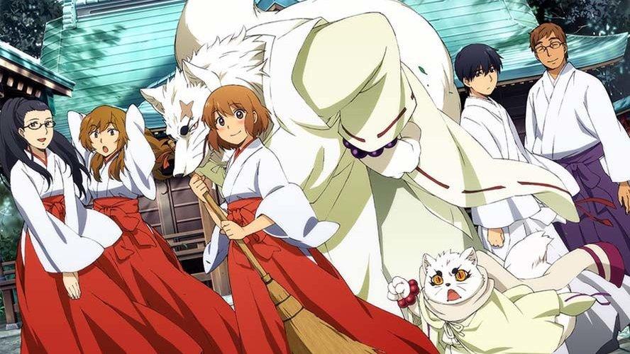 Gingitsune anime