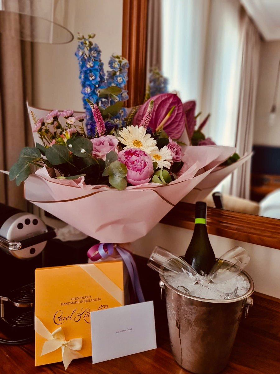 And with our onsite florist @tohaveandtohol5 you can make any occasion very special #celebrate #Occassion #itsthelittlethings https://t.co/7DiK0B6ve4