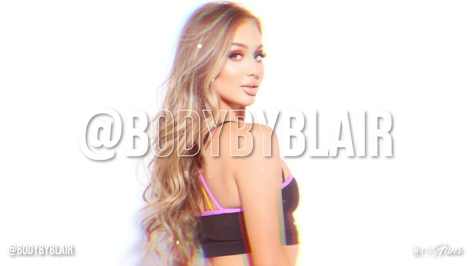 We spoke to 'Body By Blair' about her time on OnlyFans! 😇 Blair loves the supportive community on OnlyFans