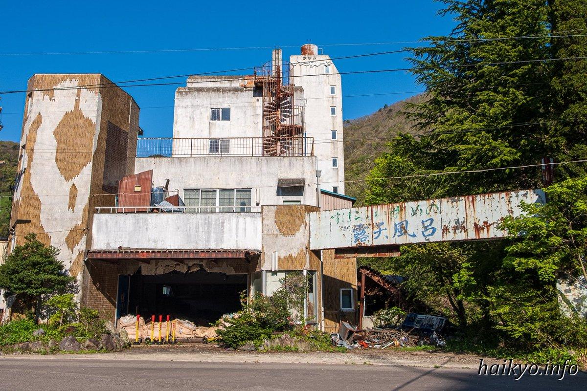 探索 地図 廃墟 ホテルセリーヌ