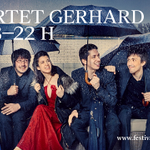 Image for the Tweet beginning: 🎶 @QuartetGerhard torna la #FestivalTorroella
