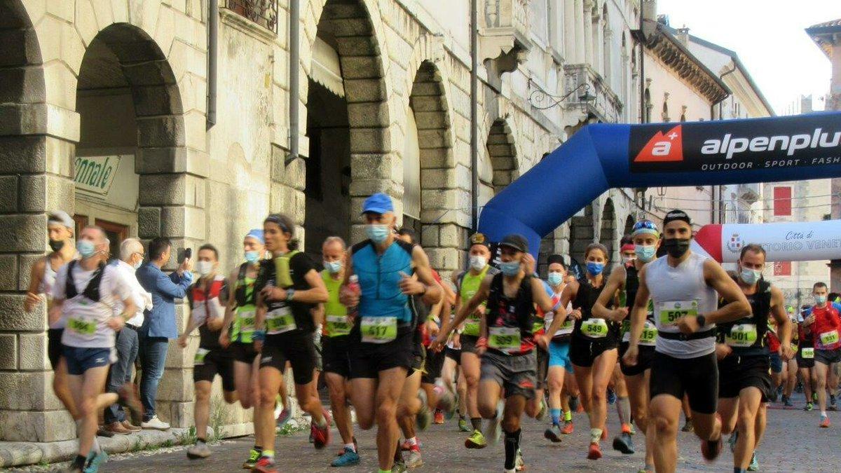 Trail dei Cimbri 2021, sabato di corsa per oltre 4...