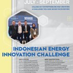 Image for the Tweet beginning: Indonesian Energy Innovation Challenge is
