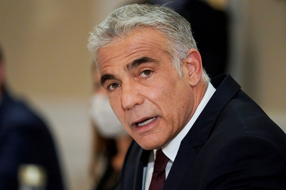 Israel's FM Lapid Says Will Travel to Morocco in Late July