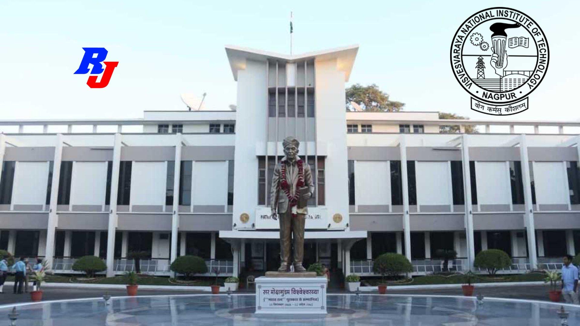 RA Position at VNIT, Nagpur, Maharastra, India- Apply by 31 October 2021