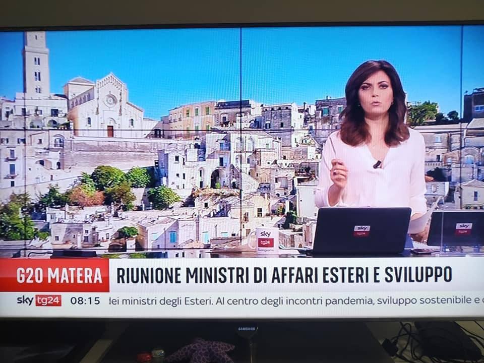 #Matera al centro del Mondo! https://t.co/apqiESGo...