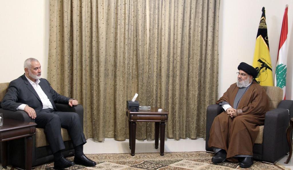 قمة إيران في لبنان من أجل تعزيز الإرهاب ومخطط إرهابي يحاك على أنقاض شعوب المنطقة