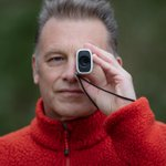 Image for the Tweet beginning: Naturalist, photographer, and television presenter