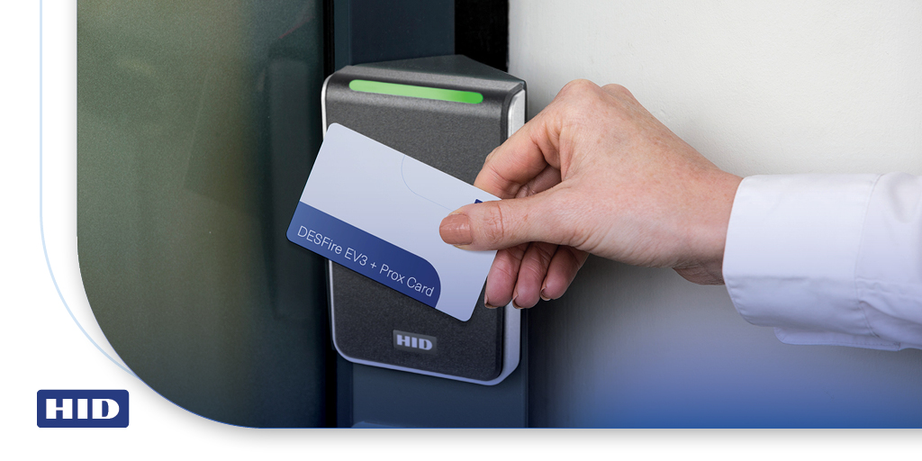 """HID Global on Twitter: """"Implementing MIFARE® DESFire® Credential  Technology, we've expanded our choices within physical #accesscontrol! Read  more about this exciting development here: https://t.co/BCOv9tBjM5 # HIDGlobal #trustedidentities… https://t.co ..."""