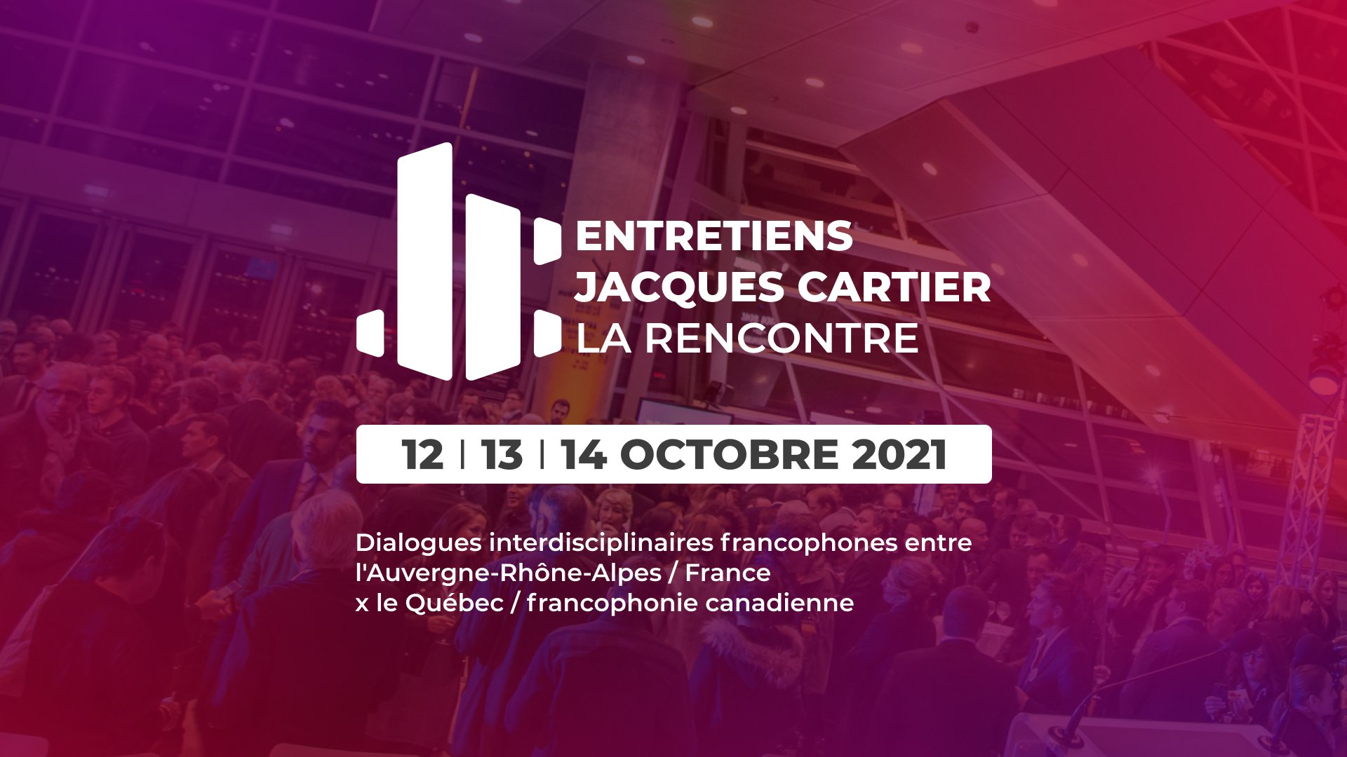 33e Entretiens Jacques Cartier : Colloque Transition climatique et engagements