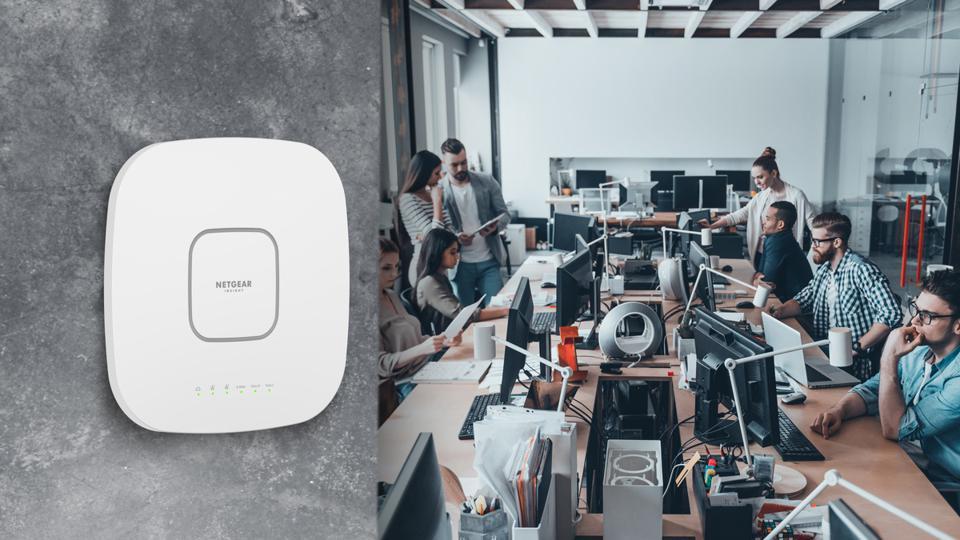Netgear Reveals Advanced WiFi For Smaller Businesses