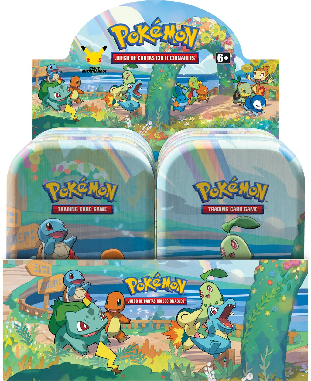 Pokémon JCC TCG Colecciones