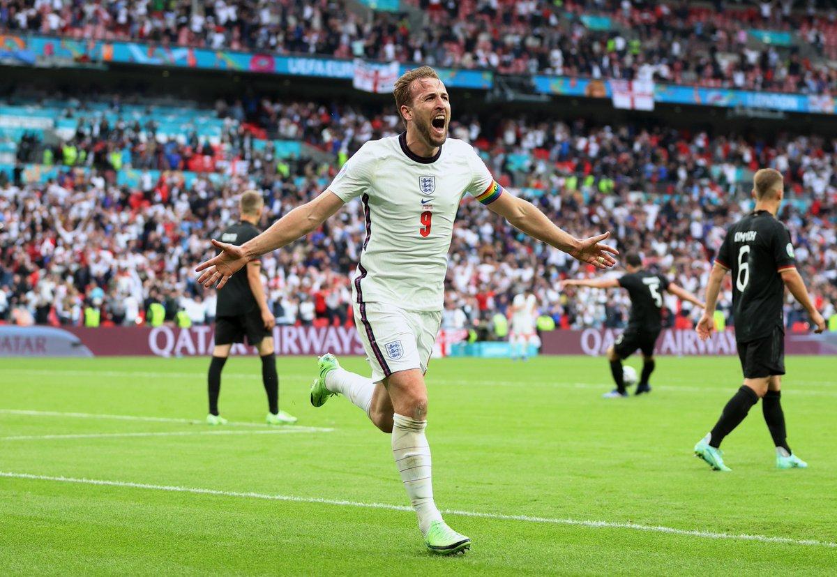 إنجلترا تقصي ألمانيا بثنائية نظيفة وتتأهل إلى ربع نهائي اليورو