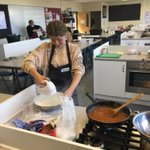 Image for the Tweet beginning: Cooking on a budget workshop
