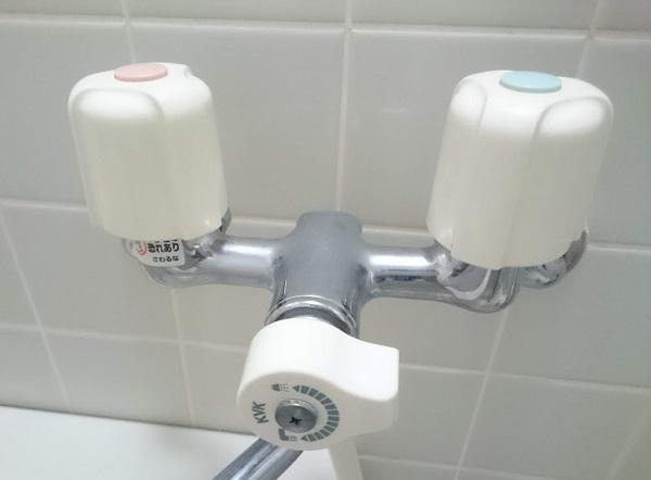 賃貸情報サイトにはこれを載せてほしい?シャワーの水栓がこれかどうか!
