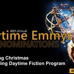 """""""Rekindling Christmas"""" was nominated for a Daytime Emmy! This delightful film was terribly fun to work on! and Really proud of how the score turned out. Thank you to director James Ganiere for the fabulous opportunity and collaboration! #DaytimeEmmys #strawberrysound"""