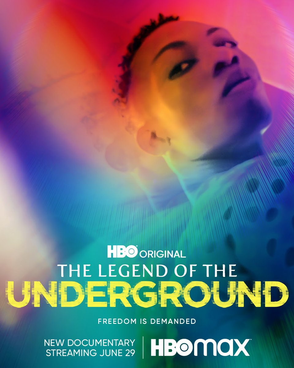 #TheLegendOfTheUnderground is here. Now streaming on @HBOMax. https://t.co/anv1juYuG6