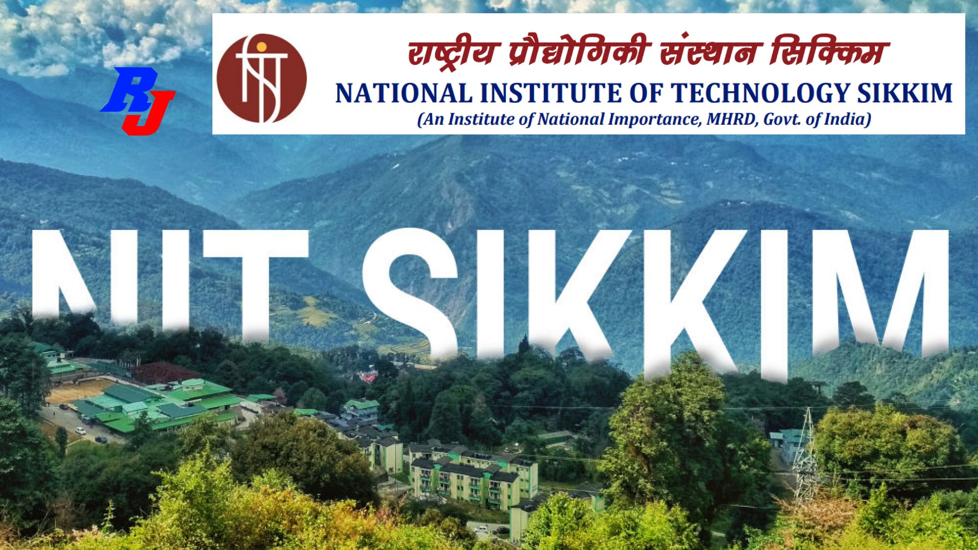 Temporary Faculty Positions at National Institute of Technology Sikkim