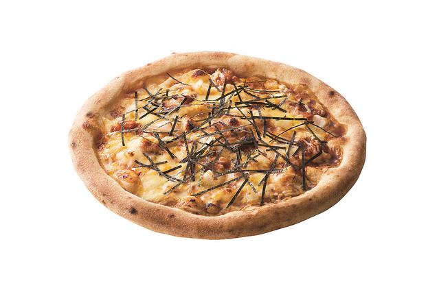 ピザに新たな可能性?ミスタードーナツが「MISDO PIZZA」が登場!