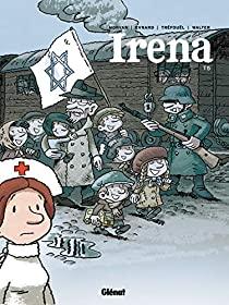 """@JDMorvan une nouvelle critique de Irena, tome 5 : La vie après à lire sur Babelio : """"Ce cinquième tome s'ouvre sur les applaudissements qui suivent le témoignage d'Irena, arrivée en terre d'Israël pour raconter son histoire et celle des enfants sauvés... https://t.co/E9LIWsh509 https://t.co/tORiJ46T6g"""