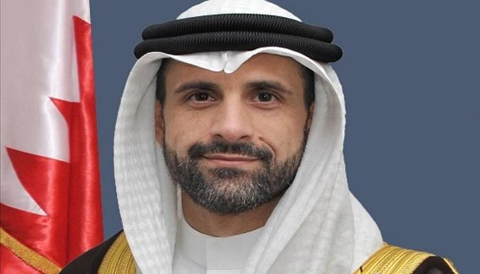 """اسرائيل في البحرين """"  نتقدم باطيب التهاني والتبريكات للسفير خالد يوسف الجلاهمة الذي قام بأداء القسم…"""
