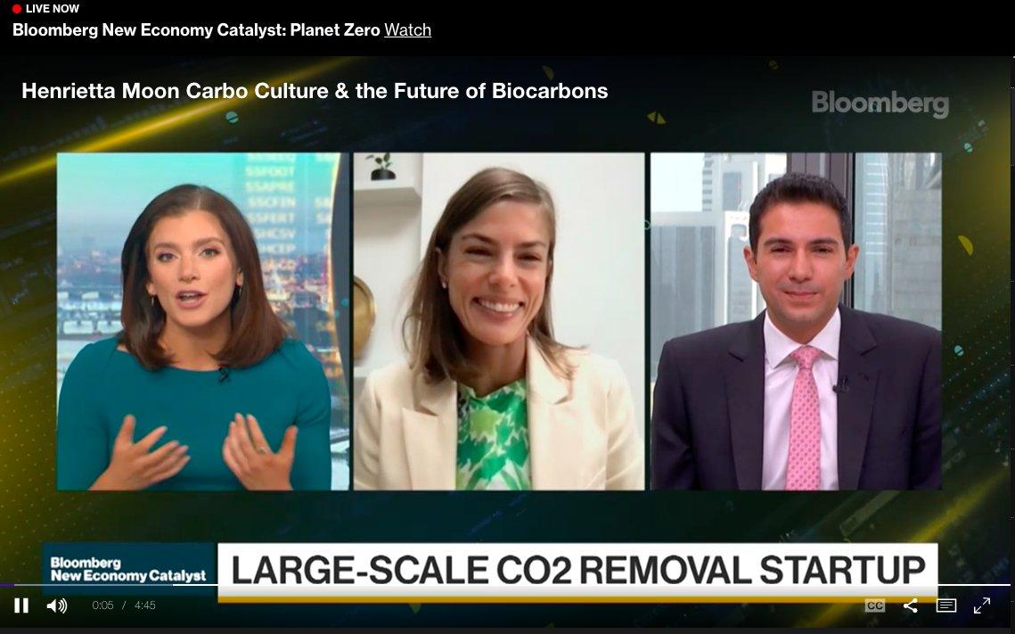 Climate business is the business!   Thanks for having me @daniburgz & @youseftv #daybreak #BloombergCatalysts https://t.co/gnB9ZC2nJC