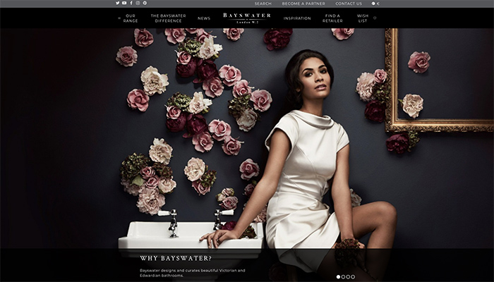 ⭐ New design ⭐ Bayswater Bathrooms @BBayswater launches new website and supporting brochure 👉 ow.ly/UmWB50Fl2So #kbb #retail