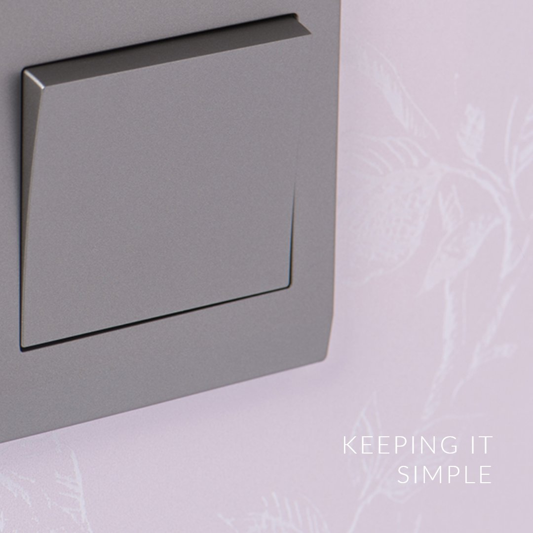 Keep your style simple with our mid-grey rocker switches, part of our simplicity range. retrotouch.co.uk/rocker-light-s… #simplicity #retrotouch #rockerswitches #switches