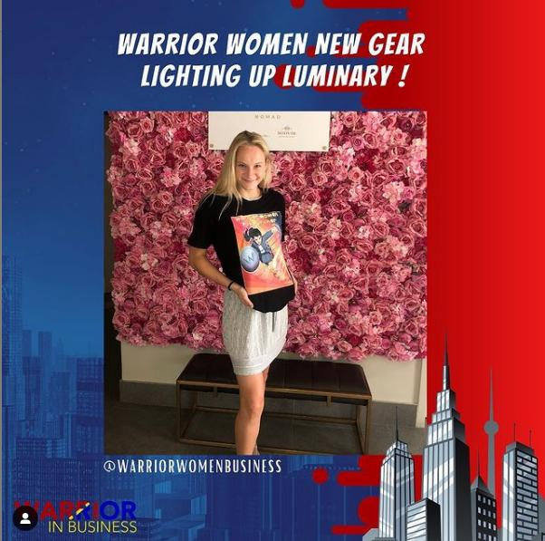 Warriorwomenib photo