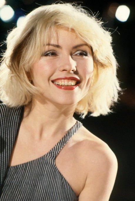 Happy Birthday  Deborah Harry