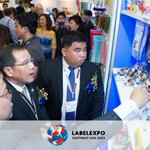 Image for the Tweet beginning: Labelexpo Southeast Asia is moving