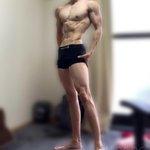 これが理想的な身体?身長180cm・体脂肪率12%の身体がこれだ!