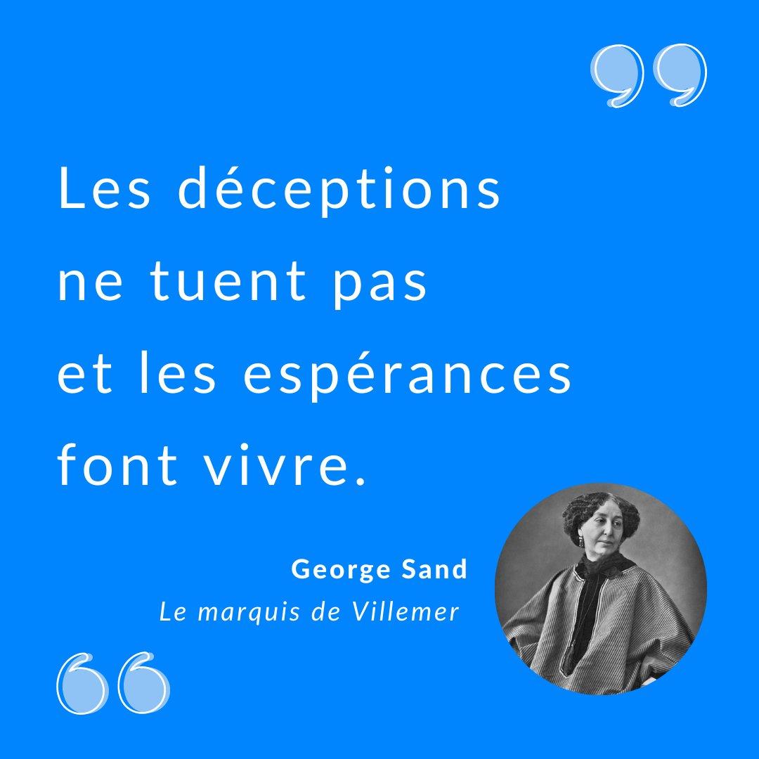 #CeJourLà - George Sand, de son vrai nom Amandine Aurore Dupin, est née à Paris le 1er juillet 1804. Romancière, dramaturge, critique littéraire et journaliste française, elle s'est battue pour son indépendance et la sauvegarde de la République.  #GeorgeSand https://t.co/Q5hH3pAjFX