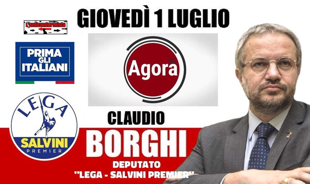 Claudio Borghi A. on Twitter: