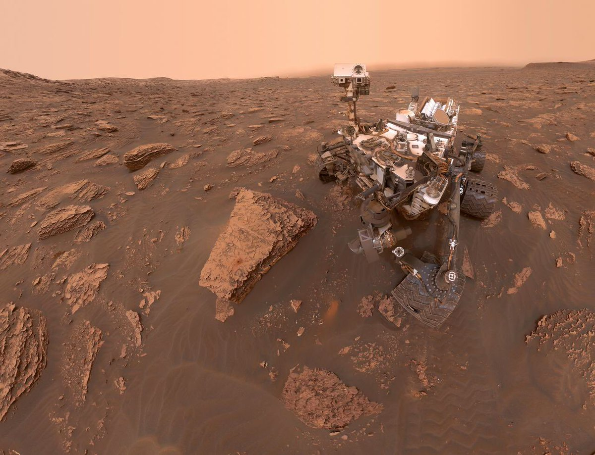 Methane in Mars: NASA knows already WHAT but they're still analyzing WHY: Curiosity rover analysis and ExoMars orbiter conclude Methane is from underground and emitted at night. The daily increase of temperature dissipates the gas.  But what is its chemical origen? Credits below. https://t.co/G5zrREa3hT