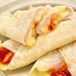 朝食やおやつにも良さそう!生地がもっちもちに仕上がるという「ブリトー」のレシピ!