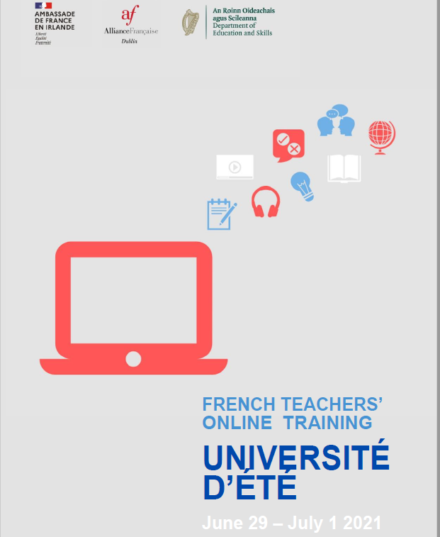 Great news for French teachers. Further opportunities for CPD coming in the autumn. @jctMFL @PDST_MFL #edchatie #mflie