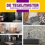 Image for the Tweet beginning: De Tegelmaster Zwolle welkom bij