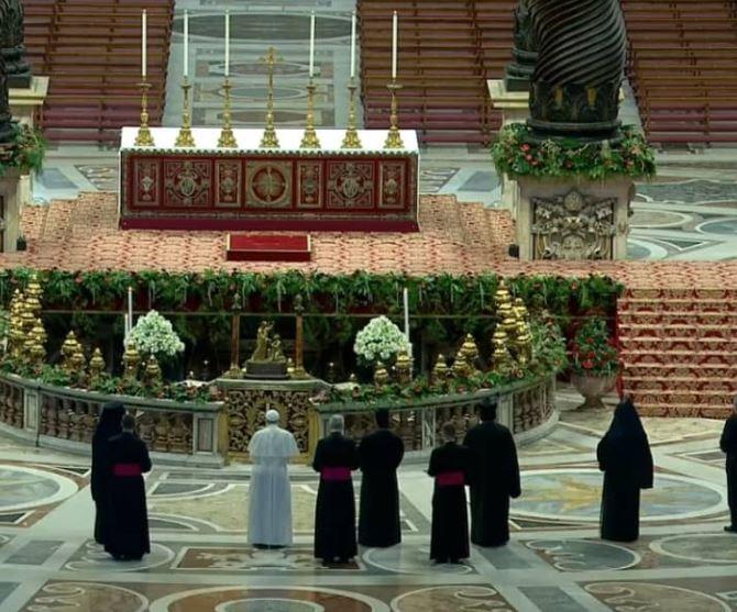 Joranada de oración por la paz en el Líbano