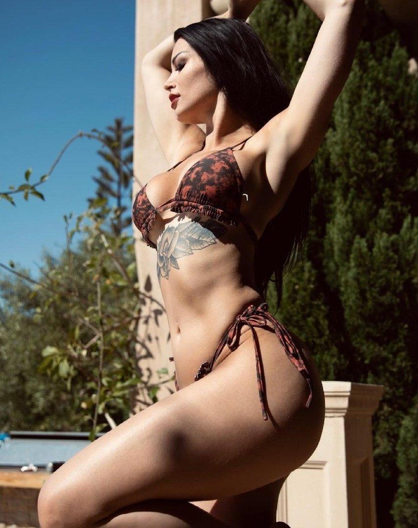 WWE Star Paige Heats Up Instagram With Latest Bikini Photo 121