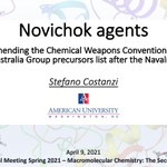 """Image for the Tweet beginning: """"Novichok agents: Further amending the"""