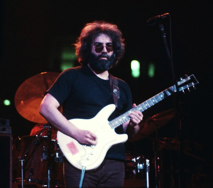 Happy Birthday to Jerry Garcia of who would have turned 79 today