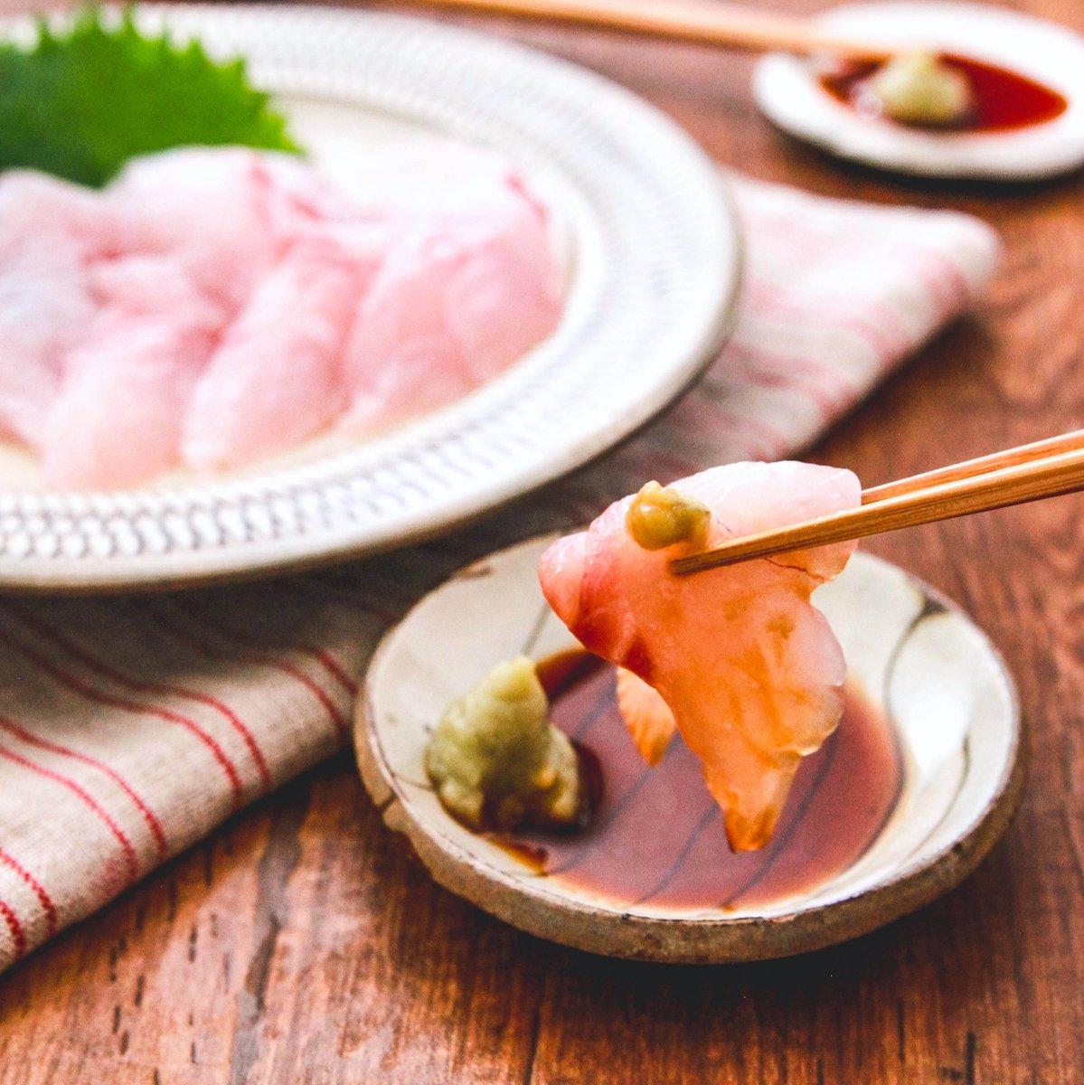 ほんの一手間でお刺身が昆布締めのような味わいに?!おつまみにも最高という、お刺身の食べ方!