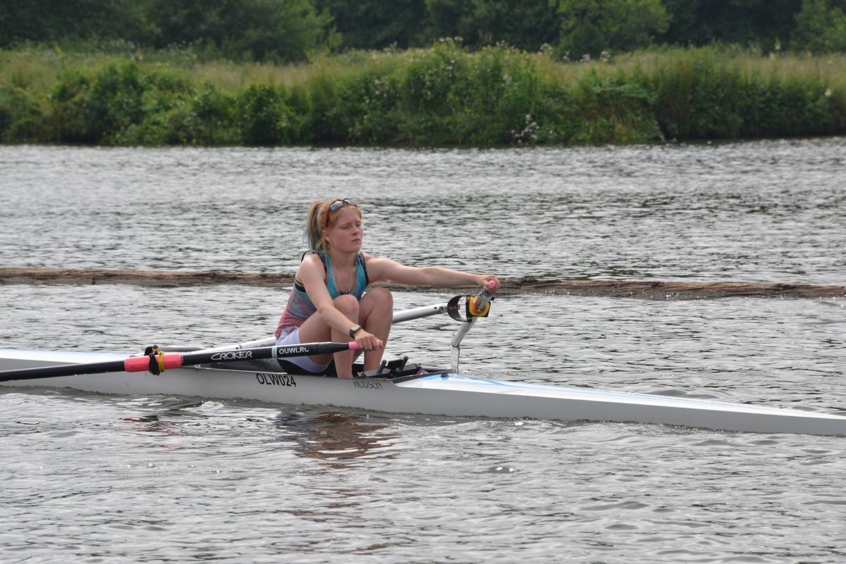 test Twitter Media - Katie, Rosie and Hazel raced in the Aspirational Lwt 1x event @HenleywRegatta today. Hazel races again at 16:10 and Katie is racing at 16:42. https://t.co/lfFIuods62