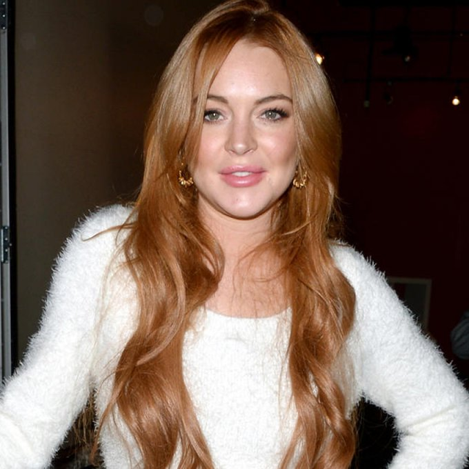 Happy Birthday to the lovely Lindsay Lohan