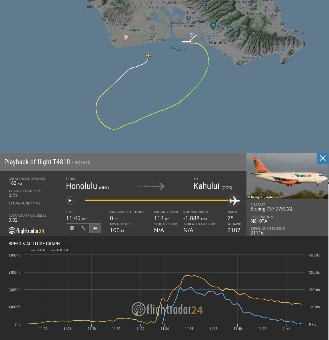 """Air Crash Investigation on Twitter: """"Breaking 