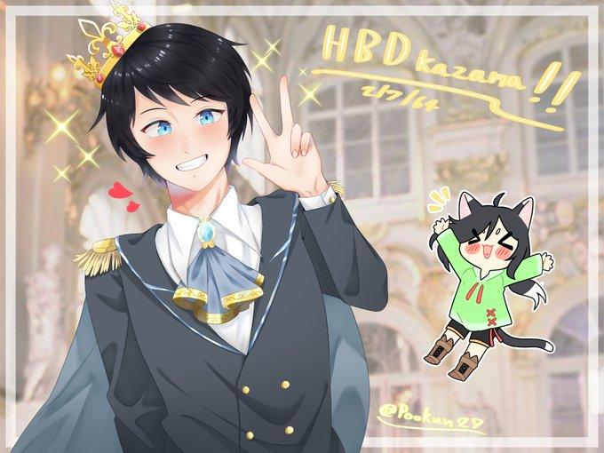 Happy Birthday Kazama!!!!