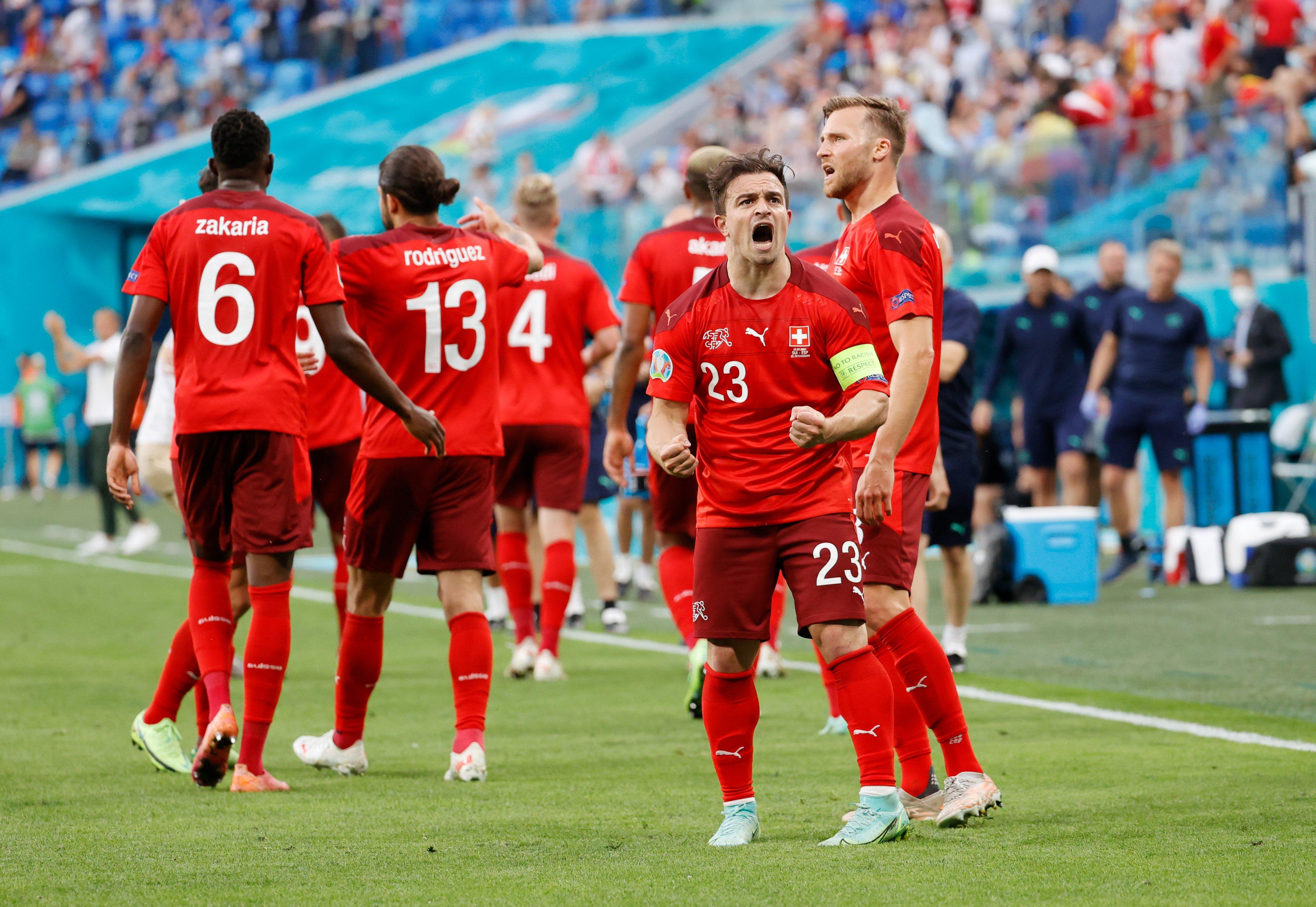 Spain enters Euro 2020 semifinals, beat Swiss on penalties 3(1)-1(1)