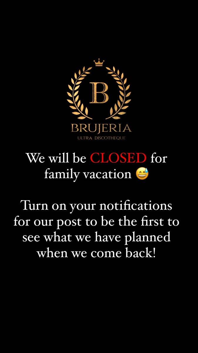 Tweet from BrujeriaClub